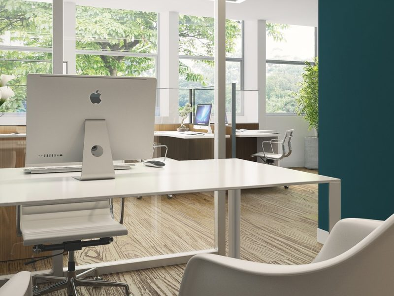 Serviced Offices Open Space